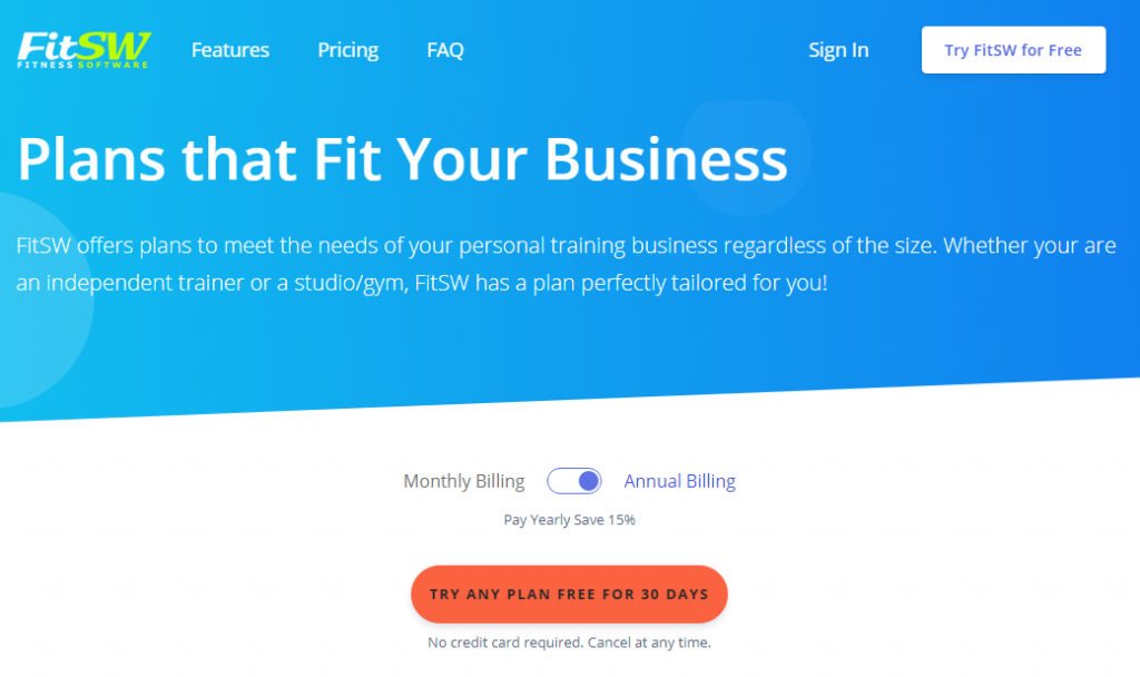 Best Free Personal Trainer Software 3