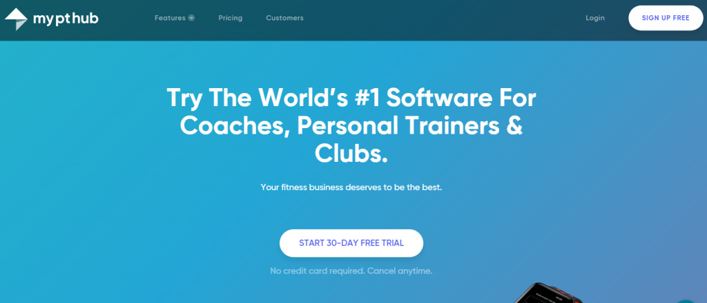 Best Free Personal Trainer Software 1